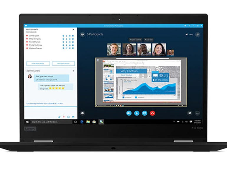 Lenovo ThinkPad X13 Yoga Gen 1 review: A compact and flexible business 2-in-1 Review | ZDNet