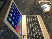 BrydgeAir turns the iPad Air 2 into a MacBook clone (hands on)