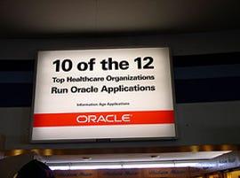Oracle advertisement