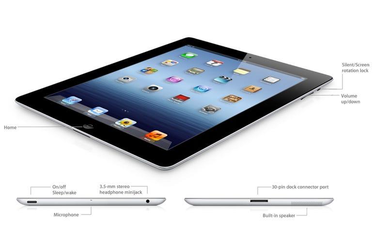 1: iPad 3