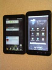 Image Gallery: Galaxy Tab and Dell Streak 7