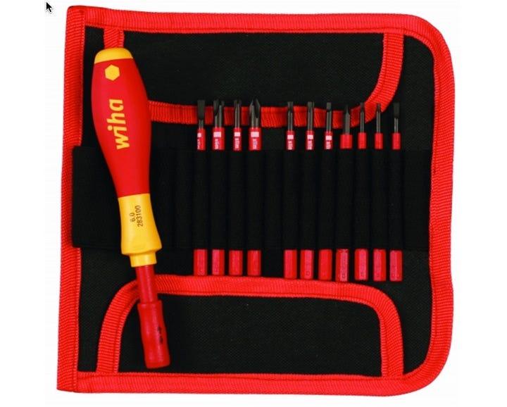 Wiha Slimline Insulated screwdrivers