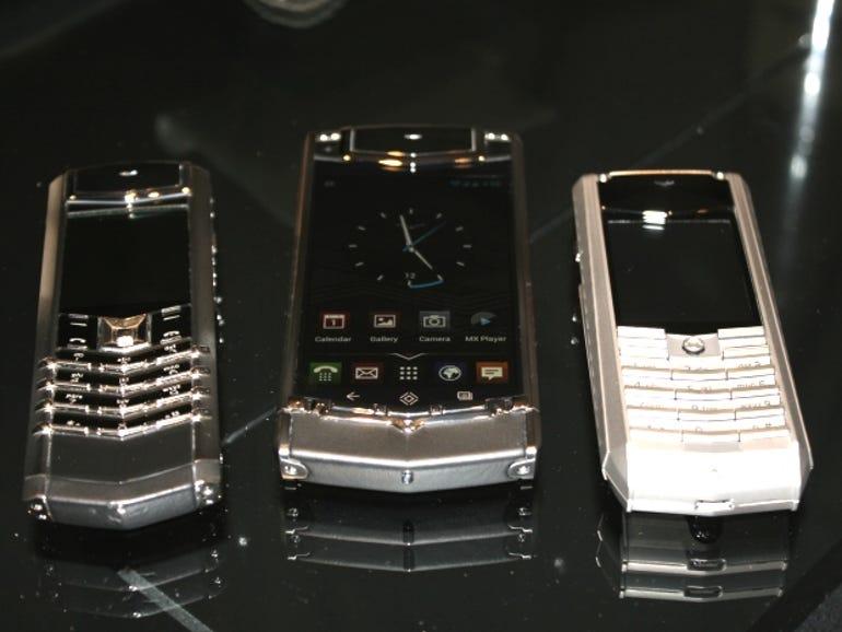 Vertu phones