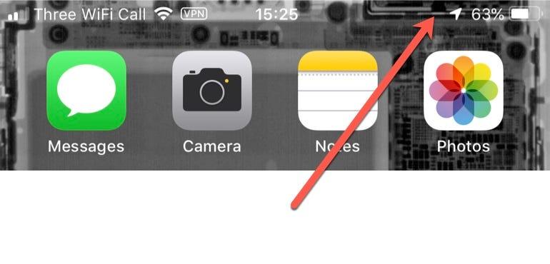 Why no Bluetooth icon?