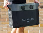 EcoFlow Delta Max portable power station: 3000W output and standby time of a year