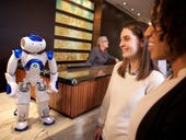 Hilton has put this IBM Watson-powered robot on reception to answer guest queries