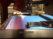 3D printing hands on: Customizing an audio console for the Broadband Studio