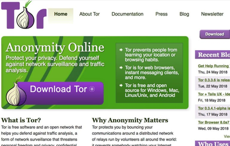 Why use Tor and visit the deep web in the first place?