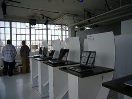 Vista PCs on display at this week's New York holiday showcase