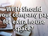 Working from home: Should your company pay for extra house space?