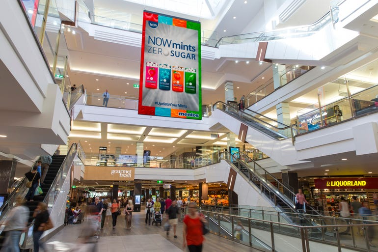 Indooroopilly Shopping Center