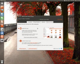 Ubuntu wants to marry the Linux desktop and the cloud.