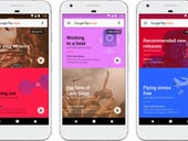 Google Play Music updated with new look, smart playlists