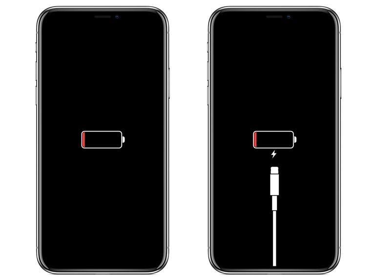iPhone won't switch on