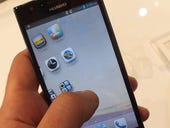 Huawei Ascend P2: Hands-on with the 150Mbps 4G smartphone