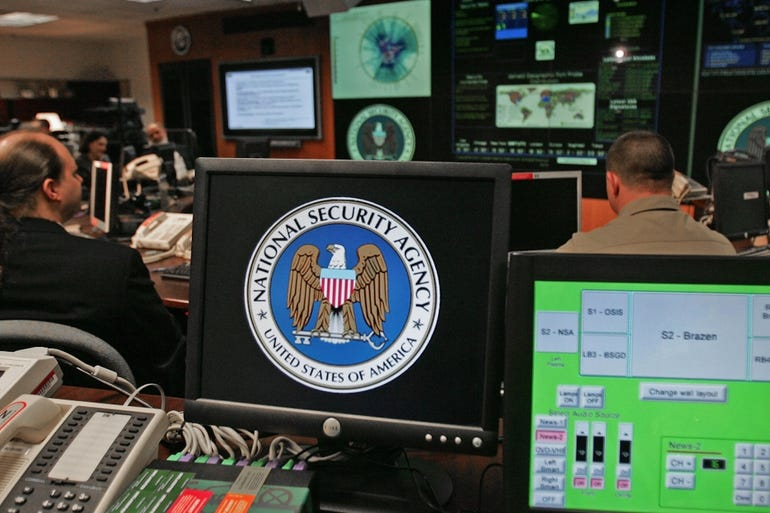 Another huge breach of NSA data from a staffer, no less