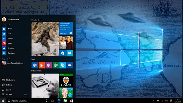 Still worried that Windows 10 is 'spying' on you? Here are two simple solutions