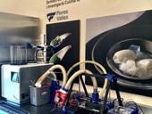 Spain's 3D food printing lab: Bringing technology to the table