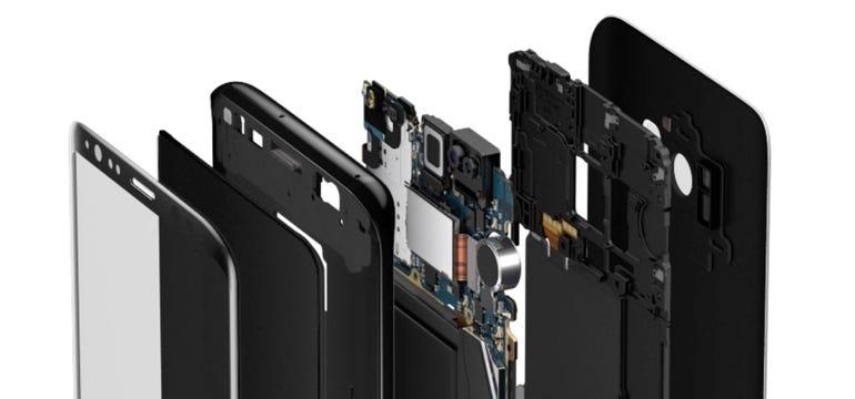 The Samsung Galaxy S8 has a big design flaw