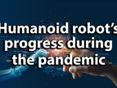 Humanoid robot Sophia has made enormous progress during the pandemic