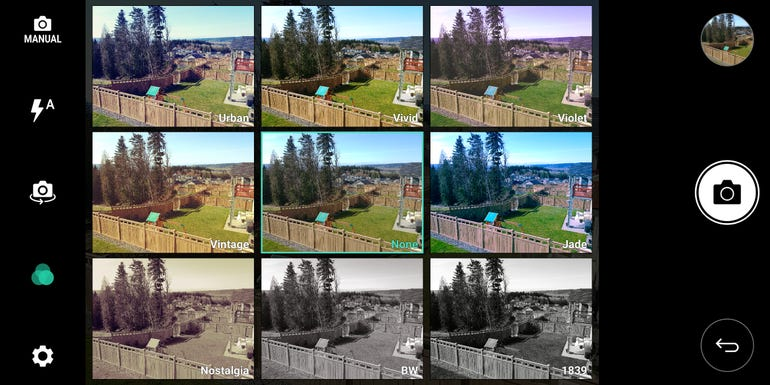Filters for your photos