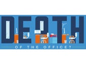 Death of the office and rise of the telecommuter