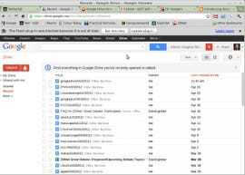 Say hello to the Google Drive.