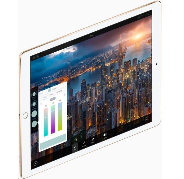 iOS: 9.7-inch iPad Pro