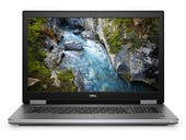 Dell Precision 7740 review: A weighty 17-inch mobile workstation that packs a punch