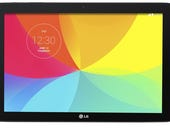 LG's 10.1-inch G Pad tablet goes on sale, starting in the US