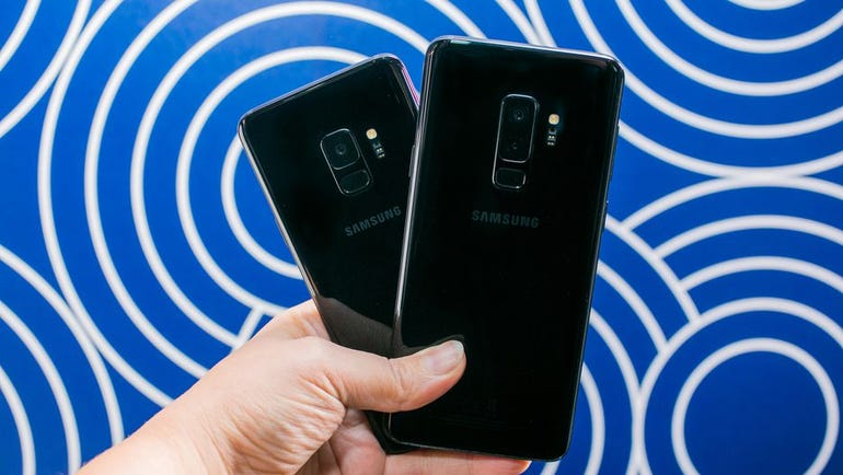 Samsung's 2018 Galaxy phone is here