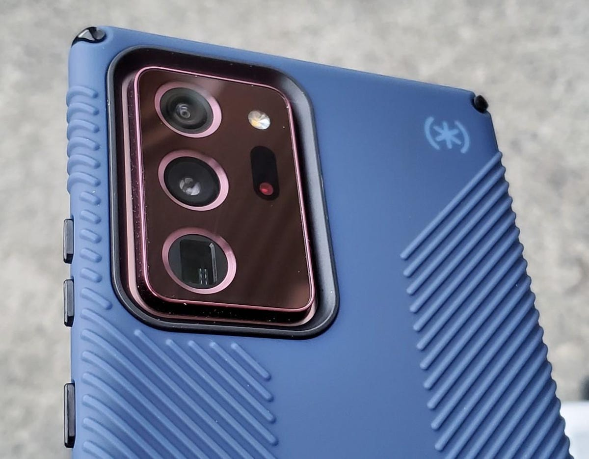 Galaxy Note 20 Ultra 5G case roundup: Protect your Samsung phone from drops  ZDNet