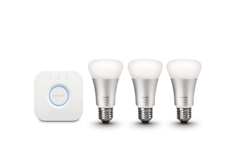 Philips Hue smart lighting