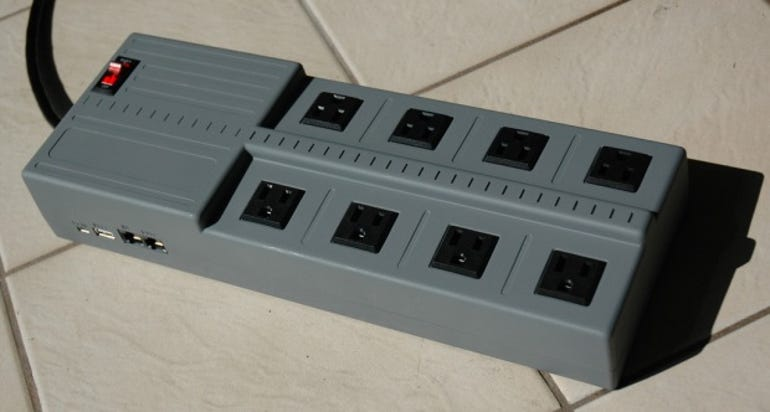 Power Pwn: This DARPA-funded power strip will hack your network