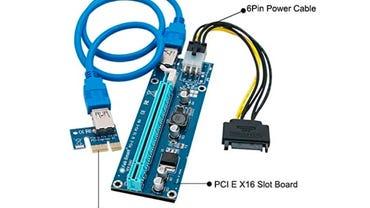FebSmart 16x to 1x Powered Riser 6-pack