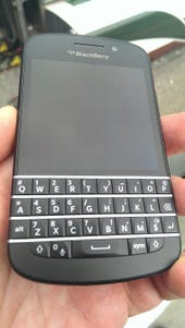 BlackBerry Q10: Hardware QWERTY and long battery life have a place in mobile