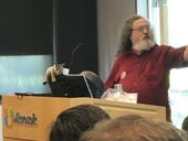 Free software advocate Richard Stallman spoke at Microsoft Research this week