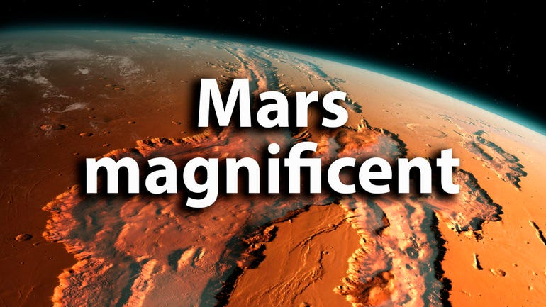 Mars magnificent: NASA meets targets, adds weather service