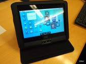 First look at Cisco Cius tablet and AppHQ platform