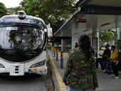 Singapore launches commercial autonomous bus services on roads