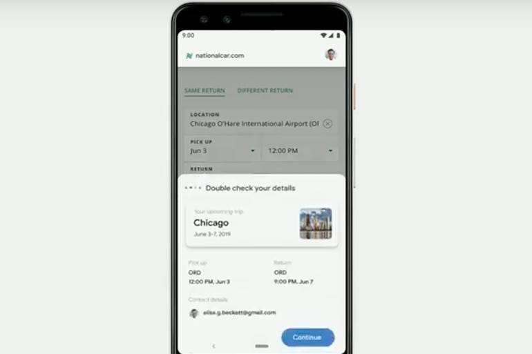 Duplex is now coming to the web
