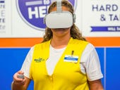 Walmart deploys 17,000 Oculus Go headsets to train its employees