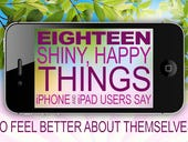 18 shiny, happy things iPhone and iPad users say to feel better about themselves