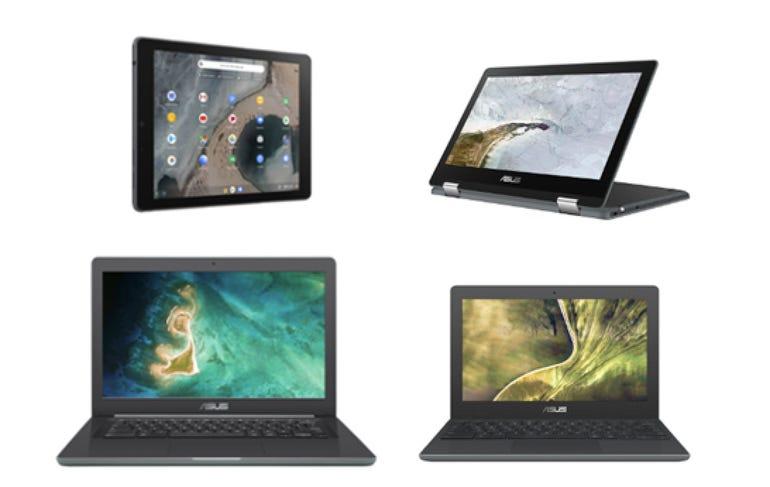 Asus Chromebook Education series
