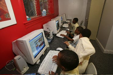SOME's computers are used in part for instruction purposes.