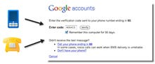 How to use Google two-factor authentication