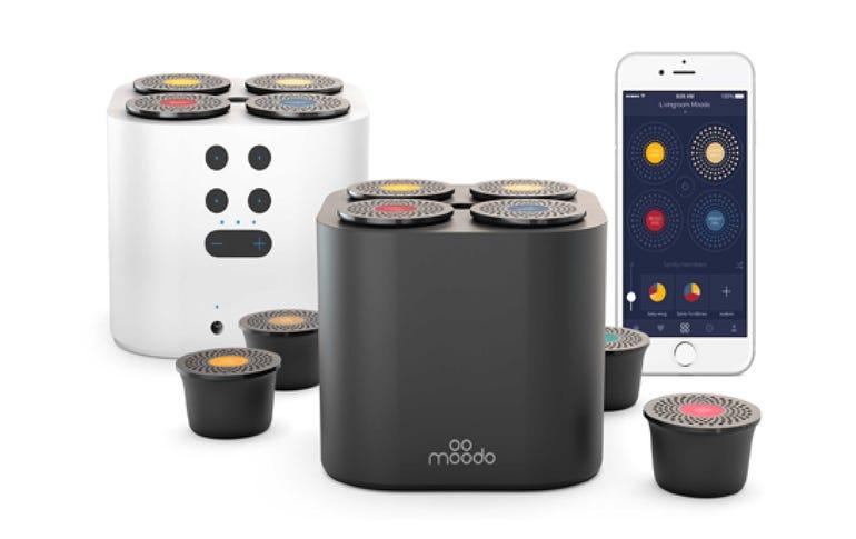Moodo IoT diffusers