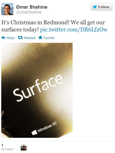 christmassurface