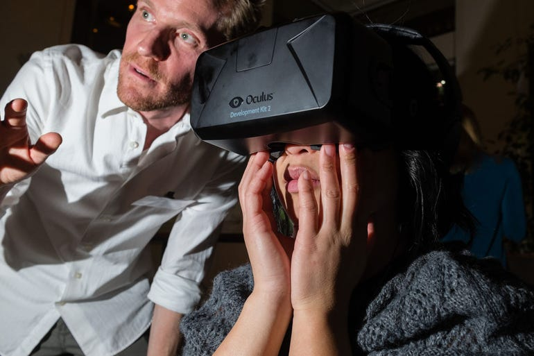 There's nothing virtual about the panic attacks