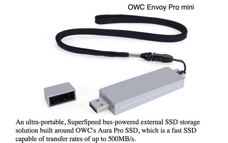 OWC Envoy Pro mini